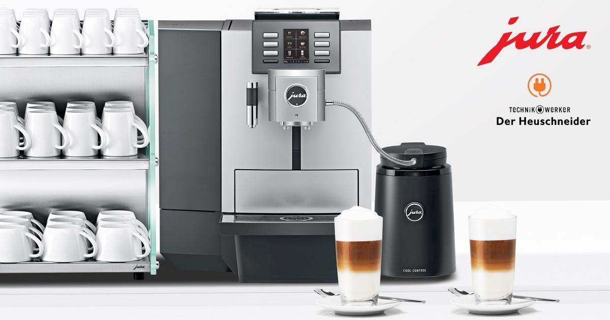 Kaffeevollautomat  • Technikwerker Net